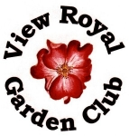 View Royal Garden Club logo garden Victoria BC