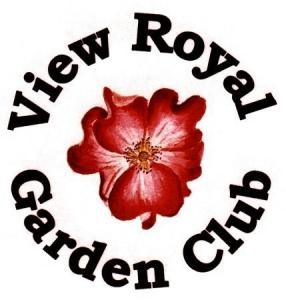 View Royal Garden Club logo garden Victoria BC